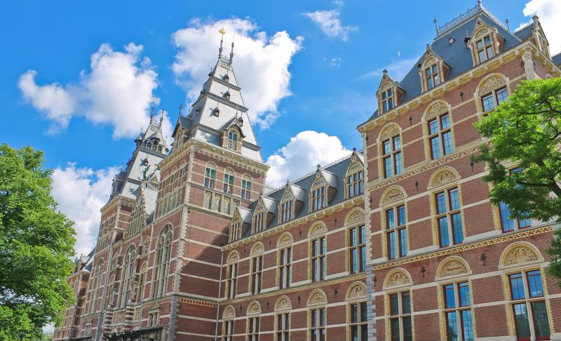 Amsterdam is home to many important cultural centers.