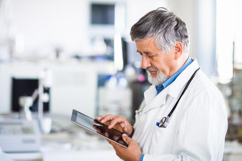 IoT technology is transforming the health care industry.