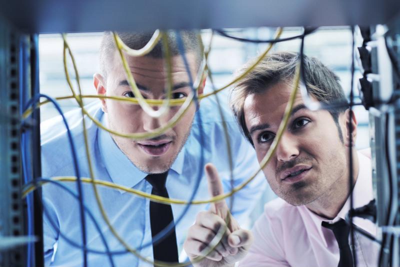 IT professionals discuss hardware security.