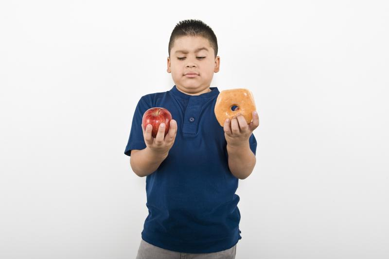 Teaching children to make healthy choices needs to start at a young age.