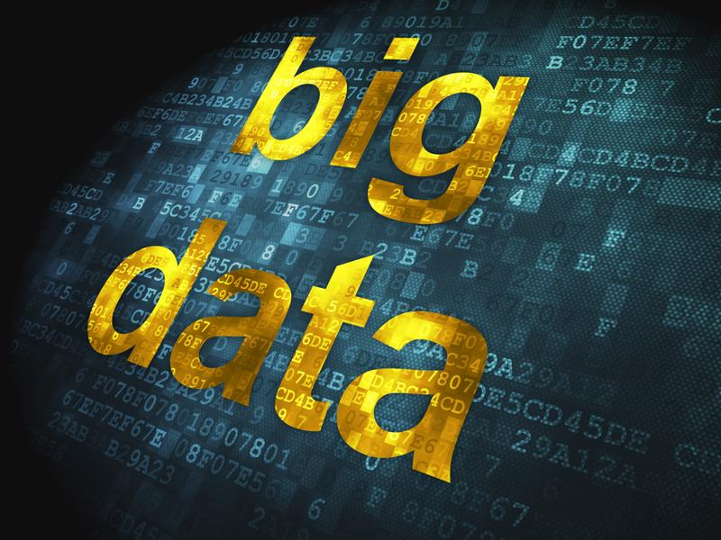 Today's companies are doing amazing things with their big data.