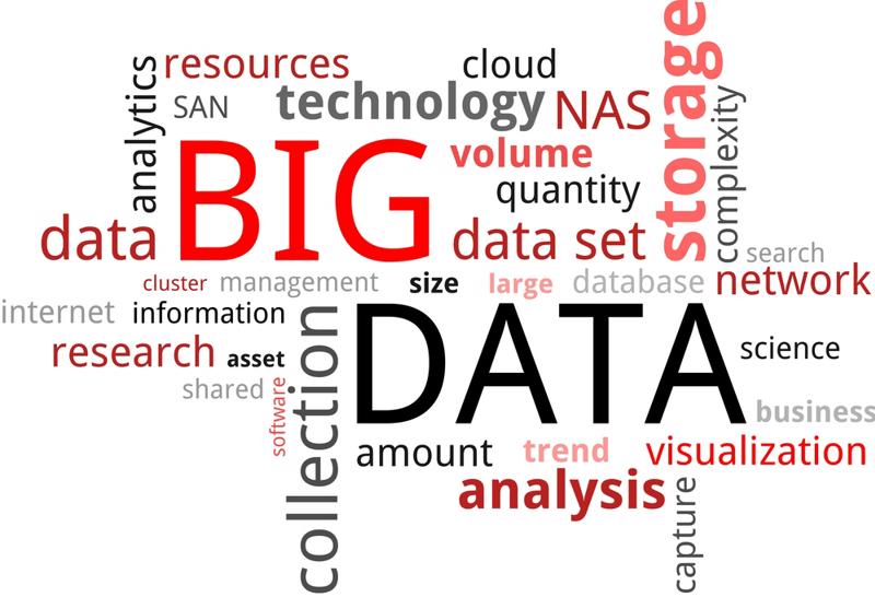 Big data is still essential, and being able to present it in a meaningful way is crucial.