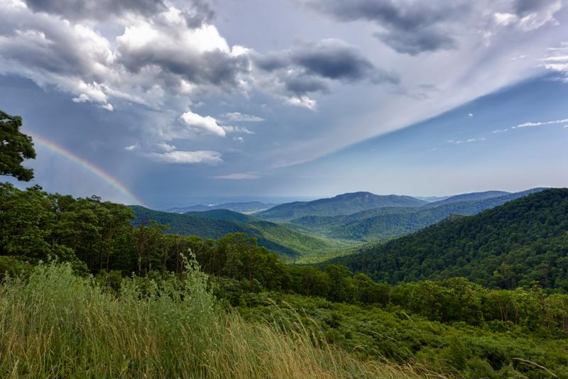 Shenandoah is one of the most beautiful national parks in the country.