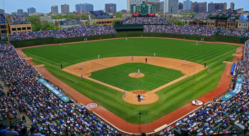 Wrigley Field is a must-see for baseball fans.