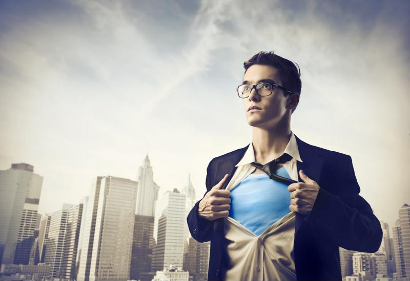 Demonstrate that you're the hero a company needs and deserves.
