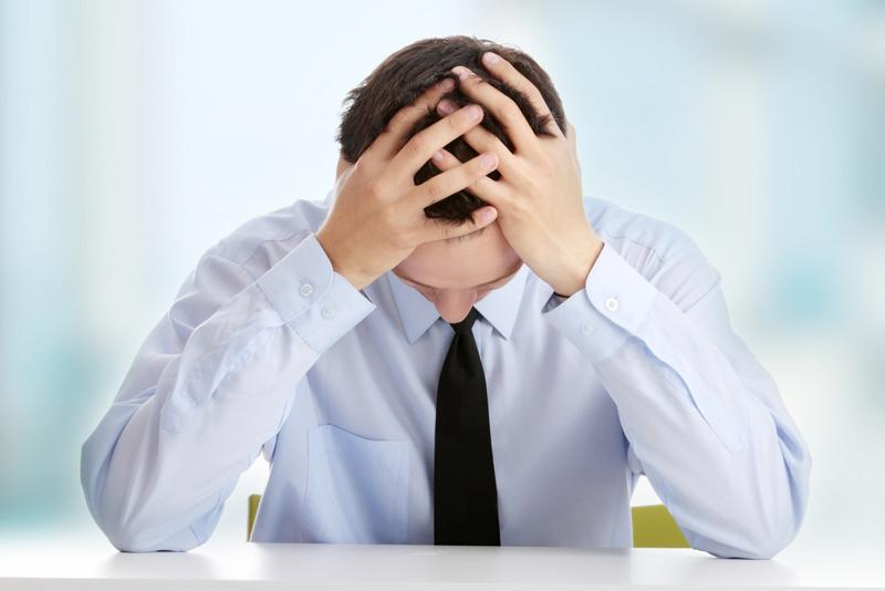Toxic behaviors can make other employees feel stressed out.