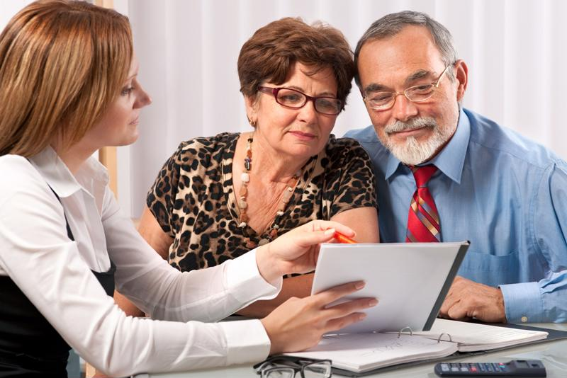 Seek legal guidance to assist your parents in writing their wills.