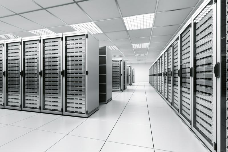 Servers need dedicated, environmentally-controlled space in order to function at peak levels.