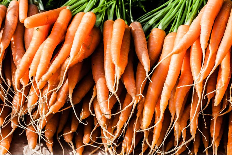 Marinating your carrots is a great way to add a new flavor to a garden favorite.