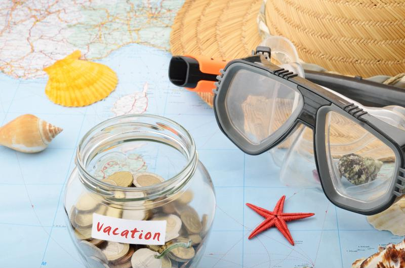 Packing vacuum-sealed food can help you stay within your vacation budget.