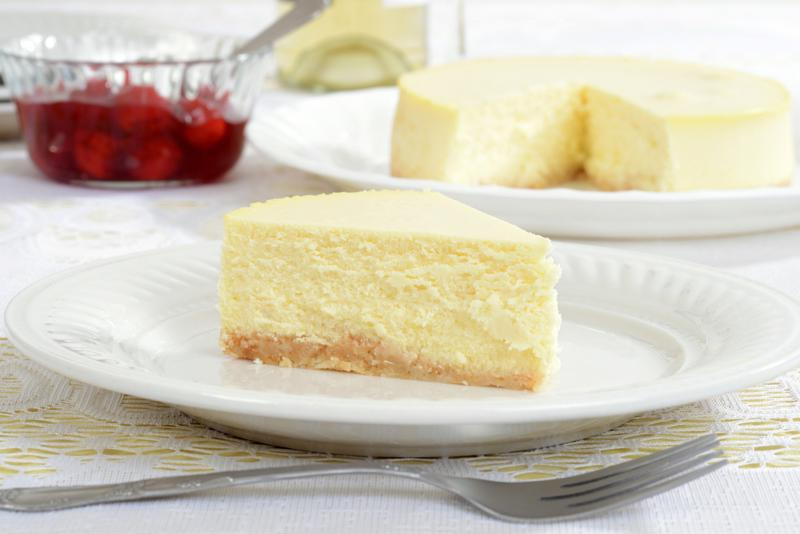 While plain cheesecake is delicious, there's so much more you can do with it.
