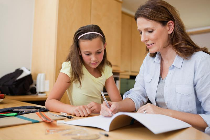 Students whose parents are more involved in their education do better academically.