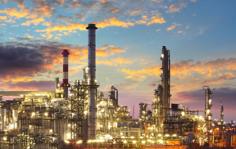 Oil refineries are getting back to normal after Hurricane Ida.