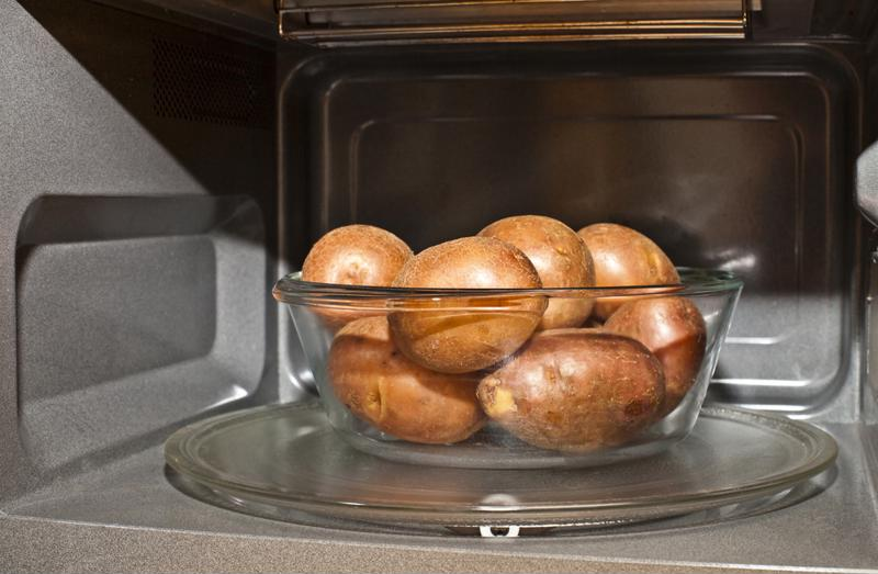 You might want to think twice before microwaving your dinner.