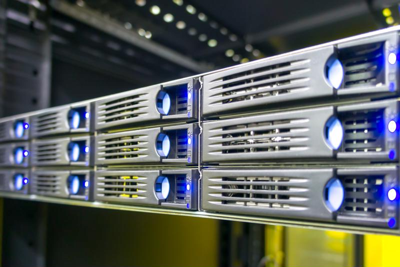 Cloud-based backup and DR is much more scalable than an on-prem alternative.