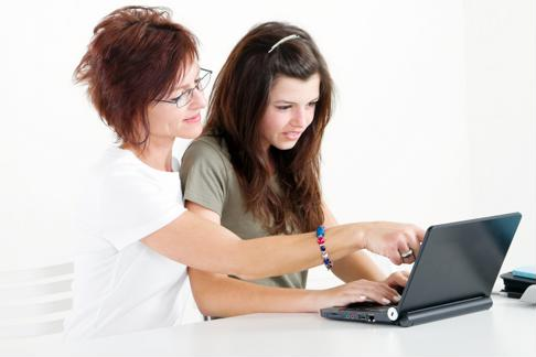 Provide your teen with online educational resources.