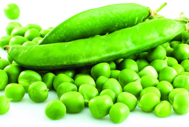 Pea protein is key for some meat substitutes.