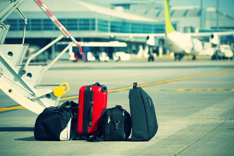 Packing a tracker in your suitcase will help you find misplaced luggage in real time.