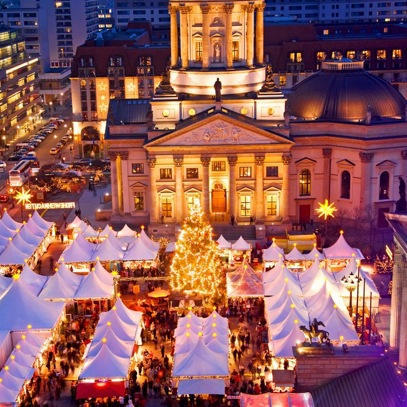 Christmas markets are great fundraising opportunities.