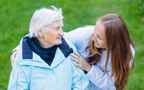 With dementia, your loved one will experience more than memory loss.