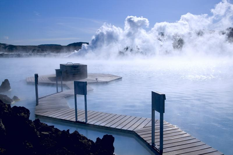 Thermal baths - one of the most natural treatments for pain - have been around for thousands of years.