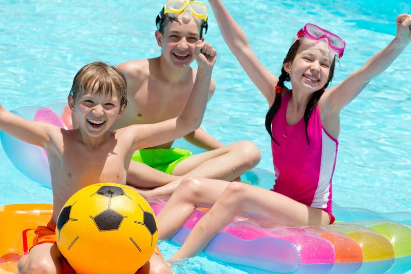 Fun in the sun starts with a little pool safety this summer.