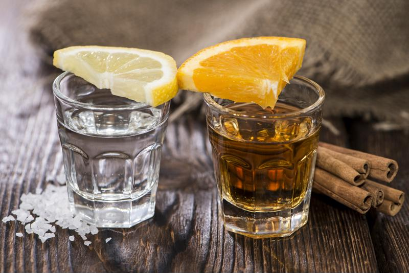 what s the difference between gold and silver tequila