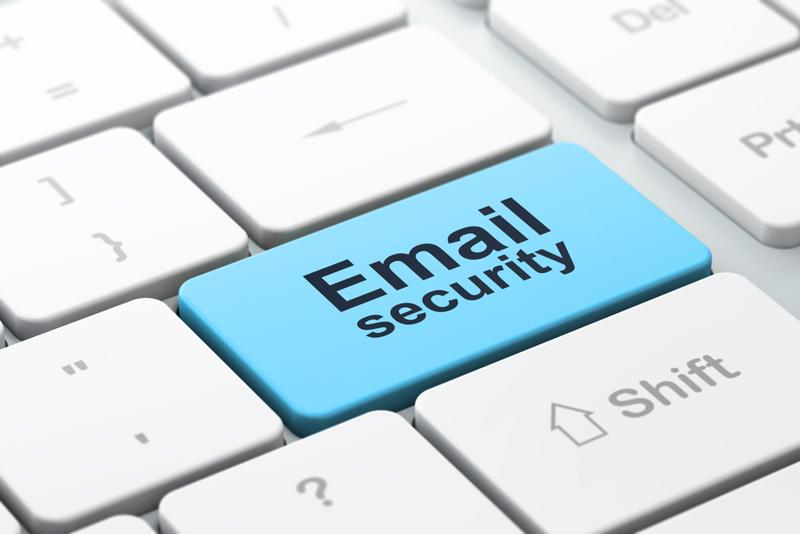 Email security is a common realm of human error.