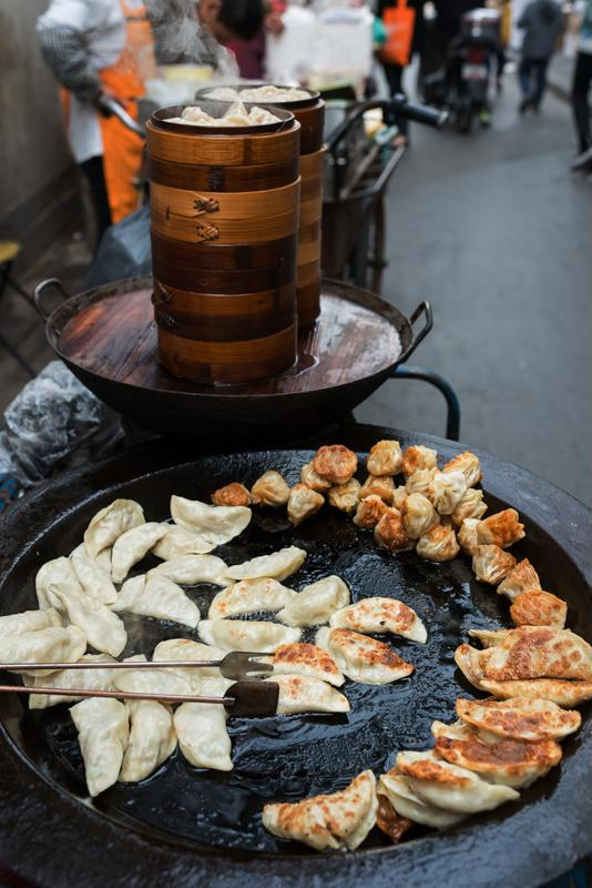 Street food is making its way into restaurant cuisine.