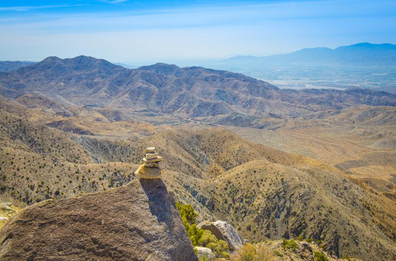 Hike the mountains along the Nevada backbone.