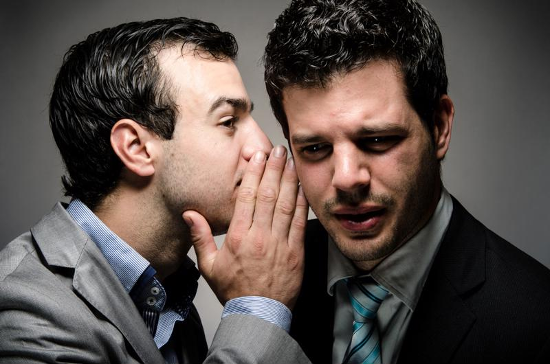 Gossiping can negatively impact employee performance.