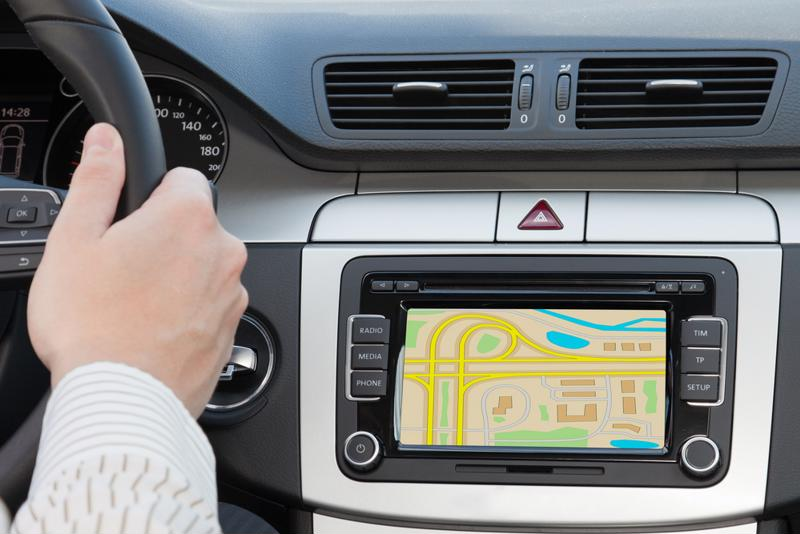 A bluetooth system in your car allows you to give voice commands to your devices.
