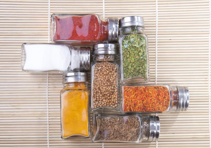 Your kitchen is filled with health-boosting spices.