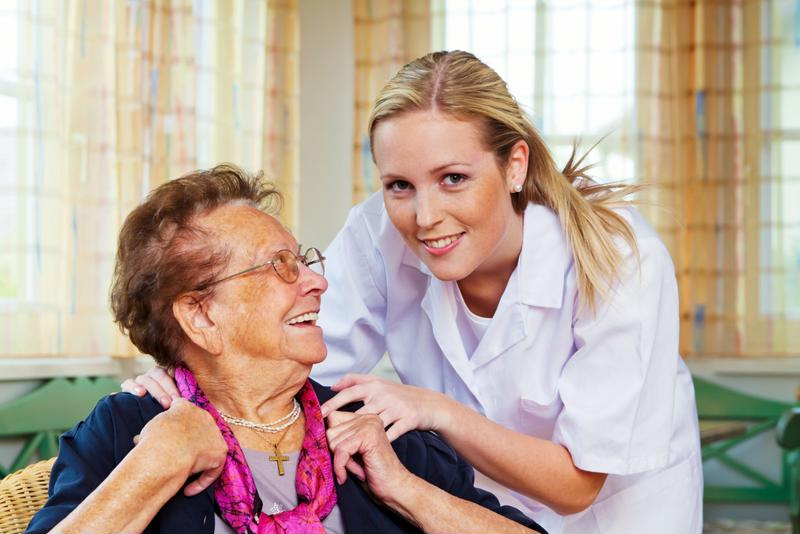 Serving as a caregiver is a difficult but rewarding role.