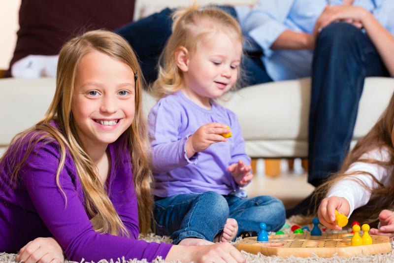 Encourage the kids to take a break from technology and play board games instead.