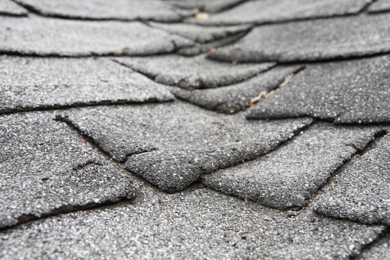 Roofs need to be replaced every 20 to 30 years, something you don't have to worry about for awhile if your home is brand new.