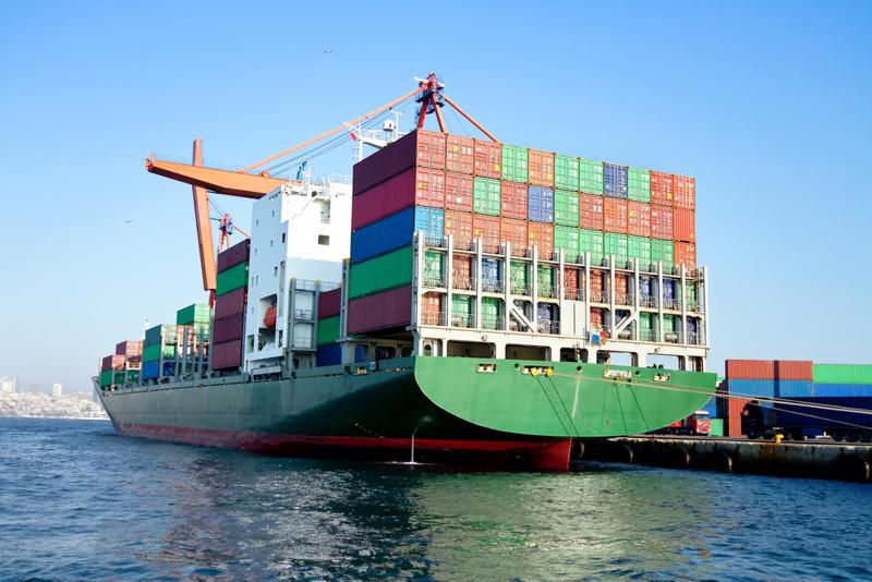 Automating a cargo ship essentially turns the entire vessel into one large IoT-enabled robot.