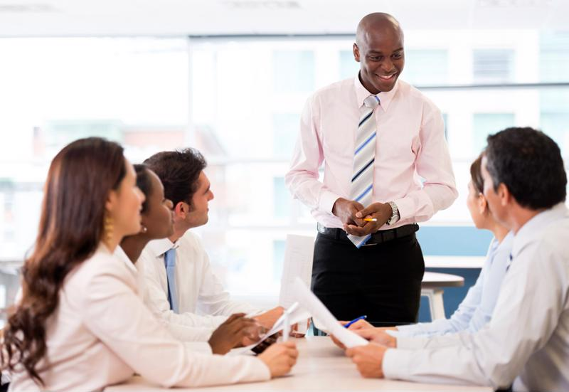 Meetings should leave team members inspired and informed.