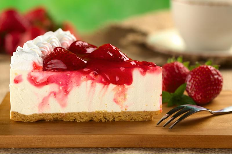 National Cheesecake Day is July 30.
