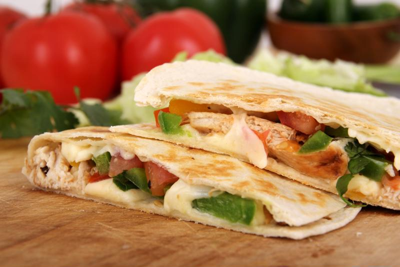 You can adjust the thickness and texture of homemade tortillas to suit a particular dish.