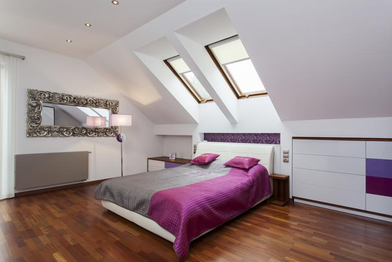 Your attic might count toward your total square footage.