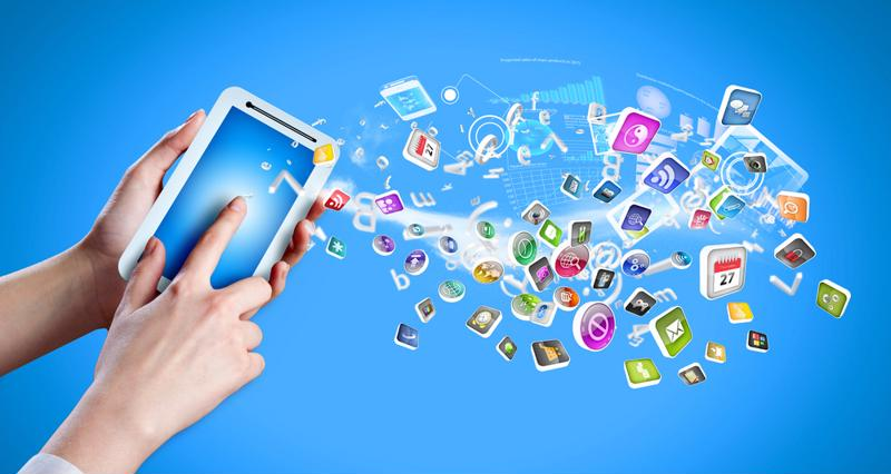 The app revolution is having a sweeping impact on the enterprise.