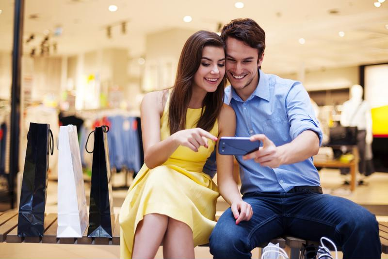 Shoppers are already augmenting their experience with external online information.