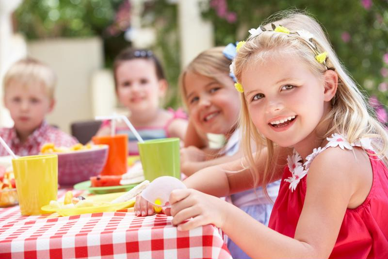 What kind of birthday bash does your child want this summer?