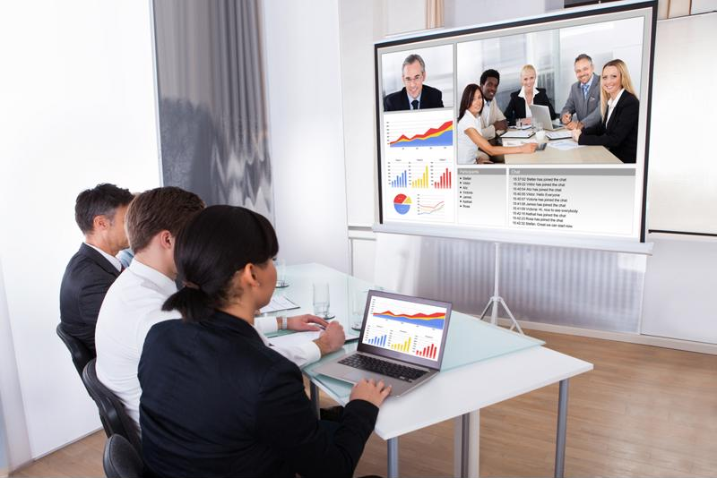 Video conferencing requires considerable WAN support to ensure its performance.