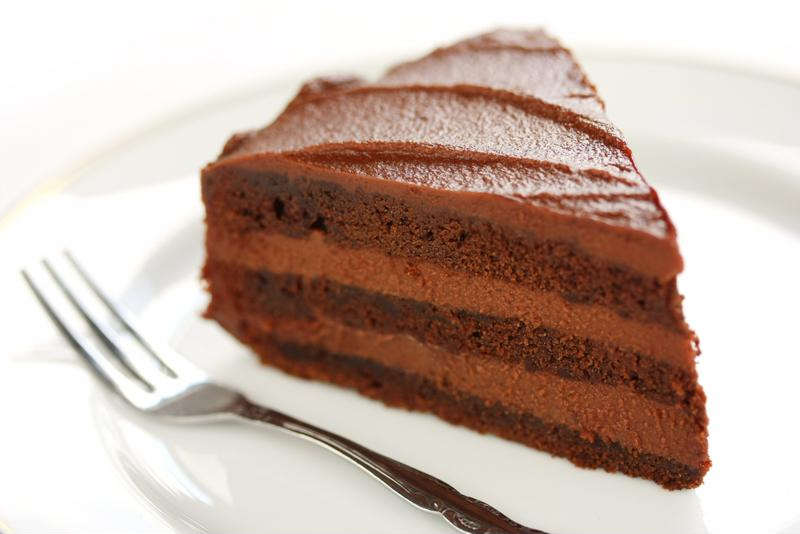 Impress your guests with the perfect cake slice.