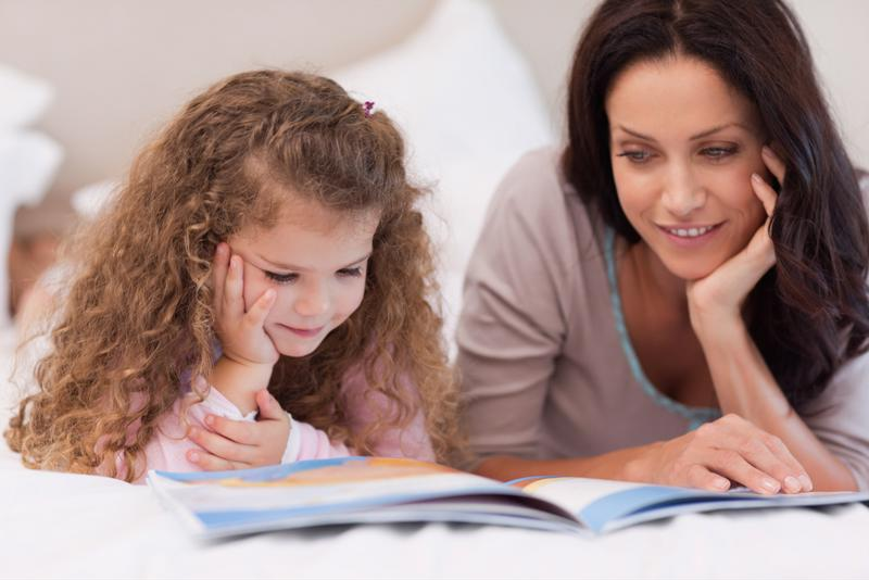 Reading before bed is a great addition to your evening routine.