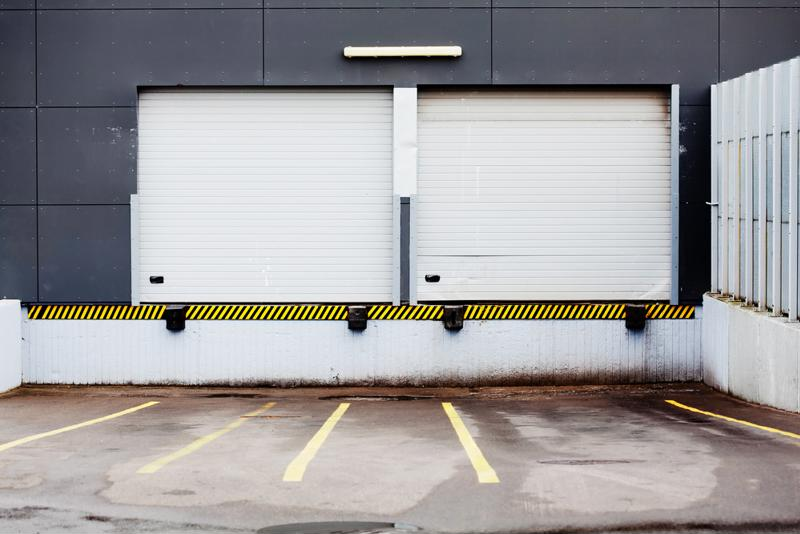 Loading docks involve a number of hazards.
