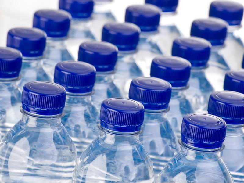 First Trinity Missionary Baptist Church has distributed over 5 million bottles of water during the crisis, but donations are dwindling.