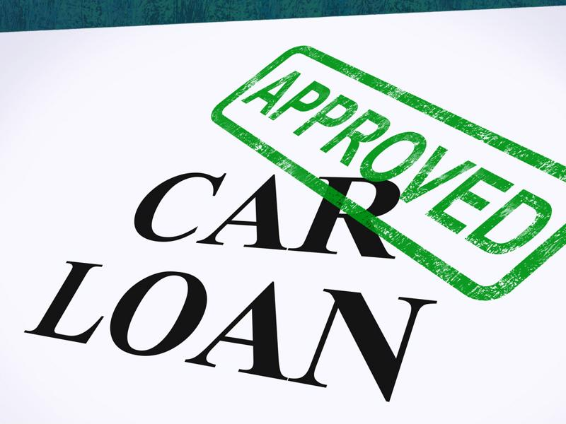 See if you can get preapproved for a car loan.